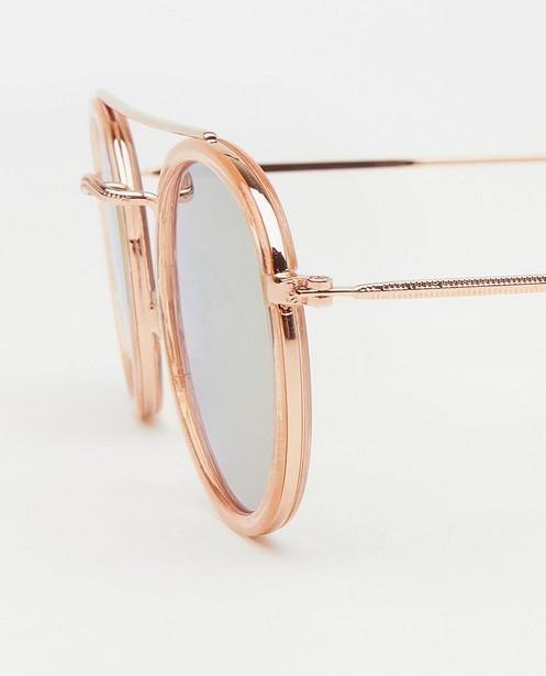 Zonnebrillen - Roze zonnebril
