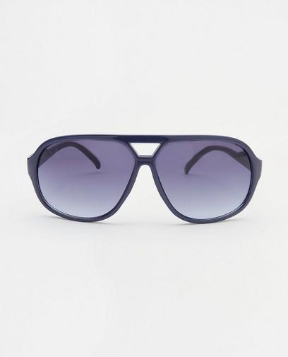 Blauwe zonnebril, 7-14 jaar