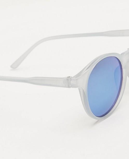 Zonnebrillen - Lichtblauwe zonnebril