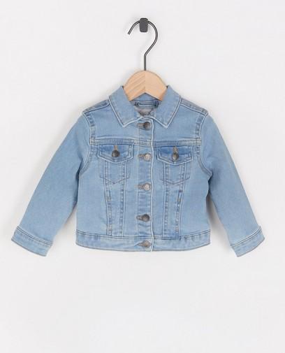 Blauw jeansjasje
