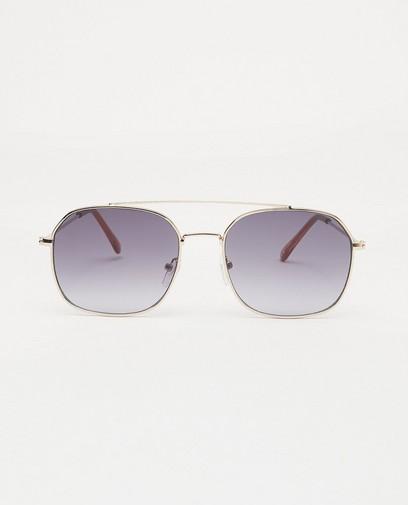 Vierkanten zonnebril