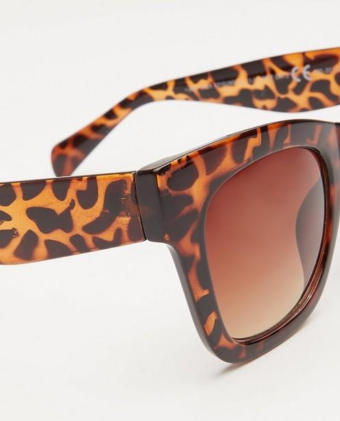 Zonnebrillen - Bruine zonnebril