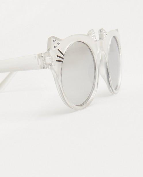 Zonnebrillen - Zonnebril met kattenoortjes