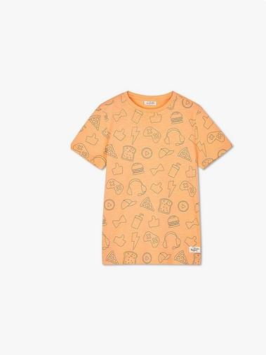 T-shirt en coton bio Dylan Haegens - unisexe
