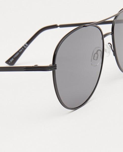 Zonnebrillen - Zwarte pilotenbril