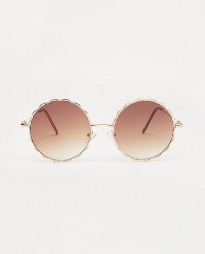 Gegolfde zonnebril