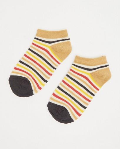 Socquettes rayées Samson