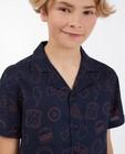 Chemises - Chemise bleu foncé Dylan Haegens