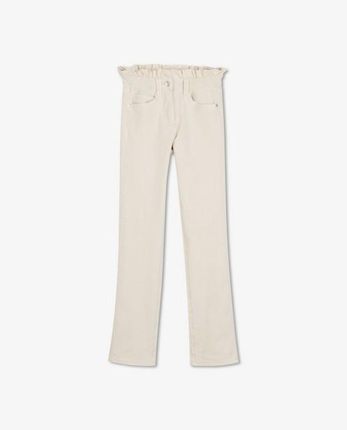 Jeans slim paperbag waist s.Oliver - stretch - S. Oliver