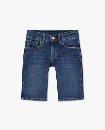 Bermuda denim post consumer I AM, 7-14 ans