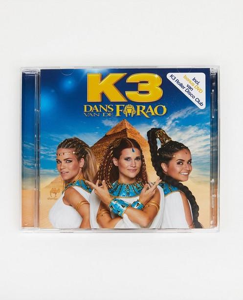 CD - Dans van de Farao - K3 - incl. bonus DVD - none