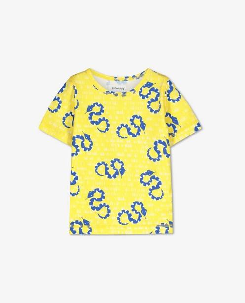 T-shirt à imprimé reptile Onnolulu - jaune - Onnolulu