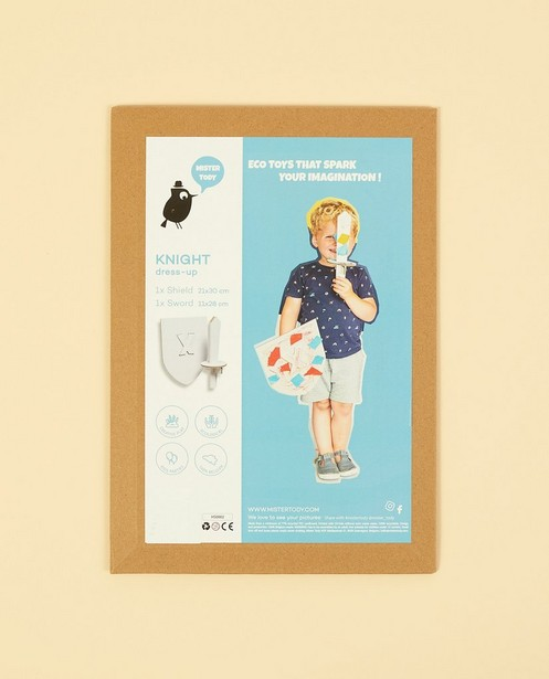Gadgets - Déguisement en carton Mister Tody