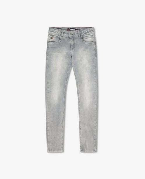 Jeans slim gris Solder Blue Rebel - stretch - Blue Rebel