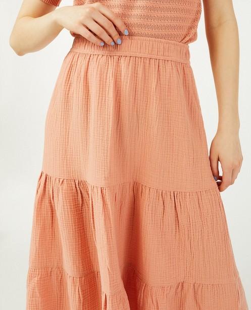 Roze rok van tetrastof Sora - ca. 84 cm - Sora