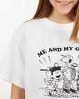 T-shirts - T-shirt oversized à imprimé Snoopy