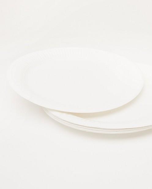 Gadgets - Lot de 10 assiettes en carton AVA x JBC