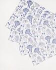 Gadgets - Set van 50 papieren placemats AVA x JBC