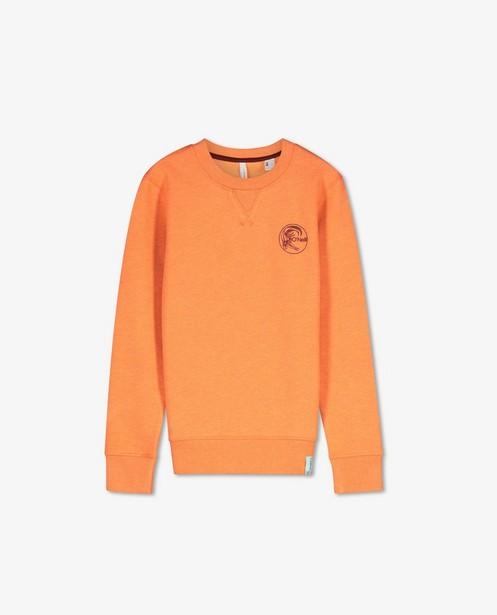 Sweat orange O'Neill - chiné - O'Neill