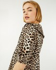 Hemden - Blouse met luipaardprint Sora