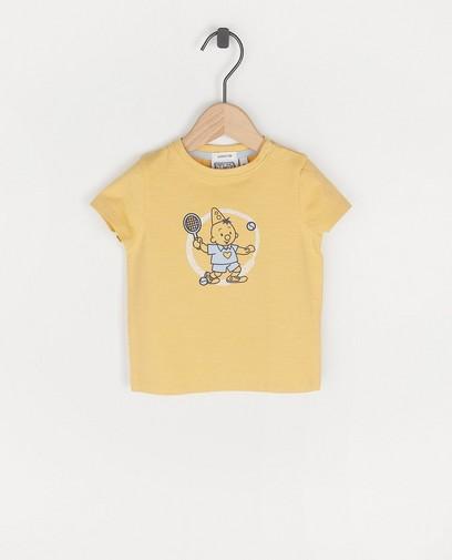 Biokatoenen T-shirt met print Bumba
