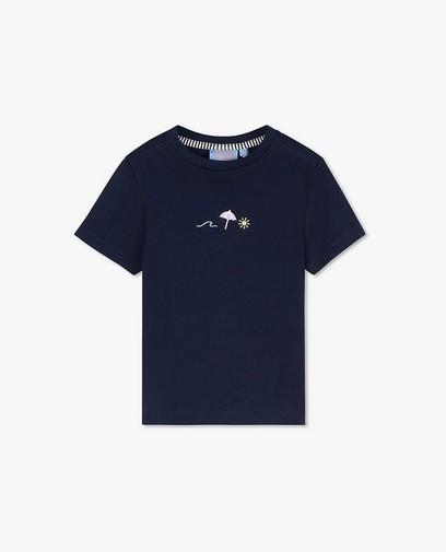 T-shirt en coton bio Atelier Bossier