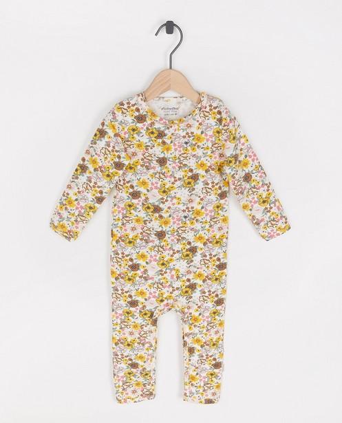 Pyjama à imprimé fleuri Minymo - imprimé intégral - Minymo
