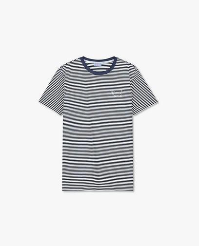 Gestreept T-shirt Atelier Bossier