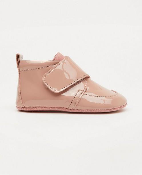 Roze schoentjes EnFant, maat 19-25 - lak leder - Enfant