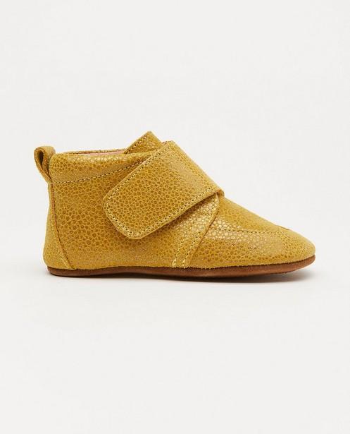 Lederen schoenen EnFant, maat 19-25 - met glitter - Enfant