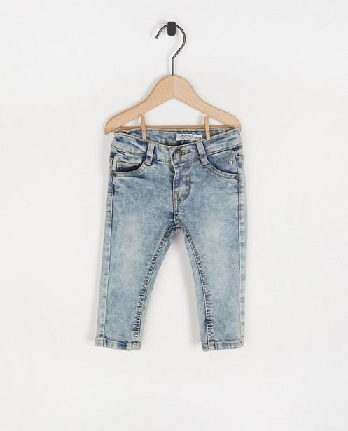 Jeans bleu clair Dirkje - stretch - Dirkje