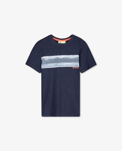 T-shirt en coton bio I AM, 7-14 ans