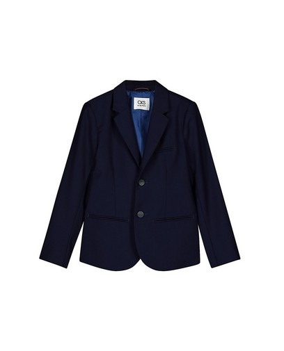 Blauwe blazer CKS
