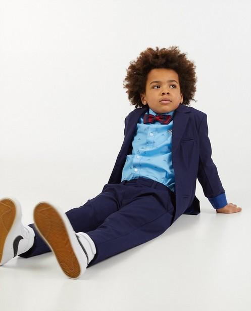 Pantalon bleu CKS - stretch - CKS