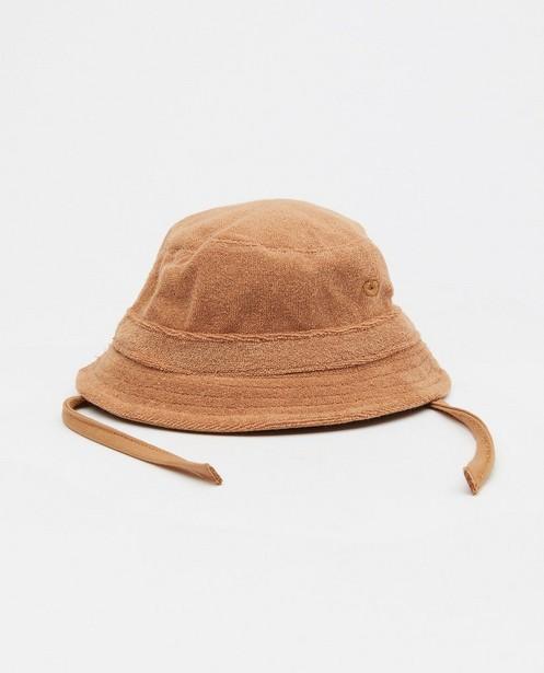 Chapeau en éponge - brun - Newborn