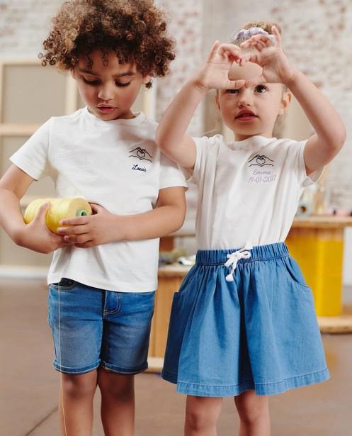 T-shirt unisexe, Atelier Bossier x Studio Unique - personnalisable - Atelier Bossier
