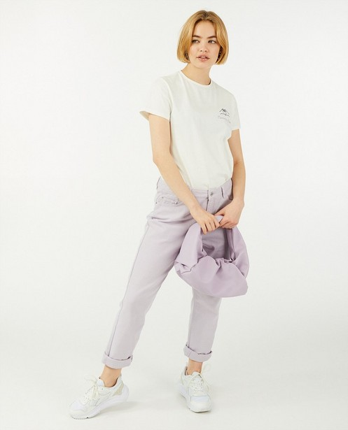 T-shirt pour femmes, Atelier Bossier x Studio Unique - personnalisable - Atelier Bossier