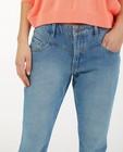 Jeans - Jeans Mom bleu Mia Sora