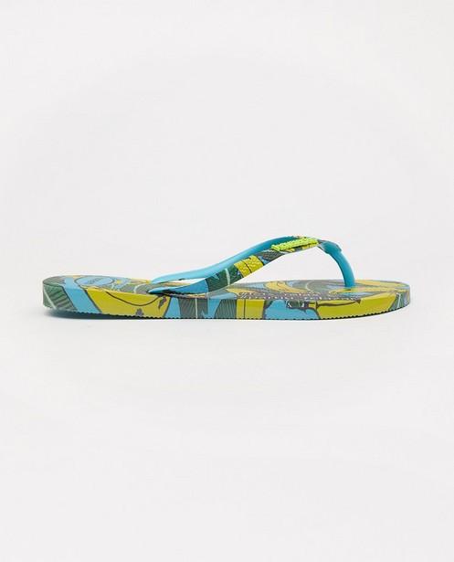 Havaianas slippers, maat 33-38 - met print - Havaianas