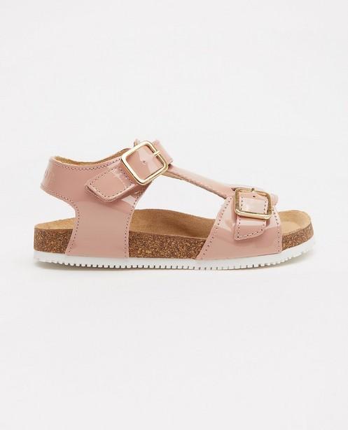 Roze sandalen EnFant, maat 27-32 - met velcro - Enfant