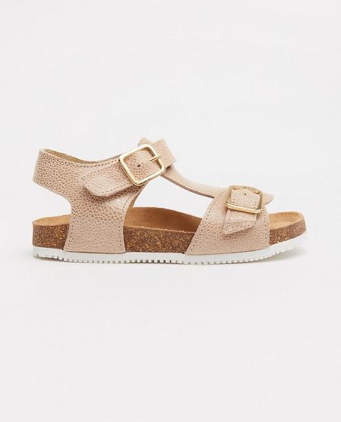 Lederen sandalen EnFant, maat 27-32 - met velcrosluiting - Enfant