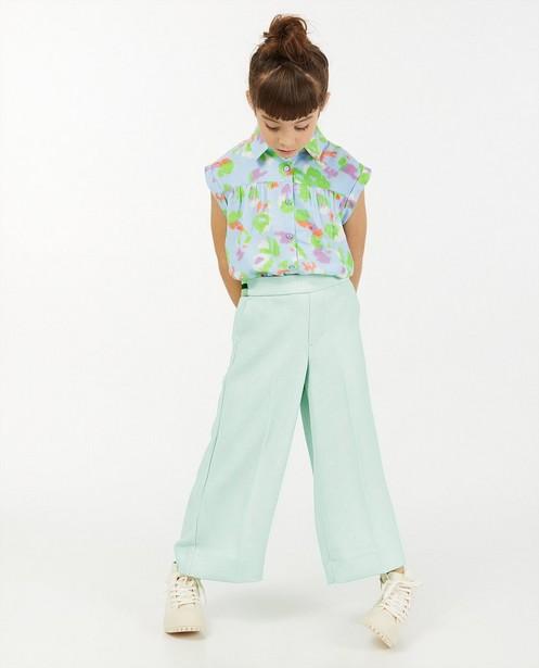 Pantalon à carreaux CKS - ou 3/4 - CKS