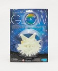Set van 16 glow in the dark sterren - 4M - none