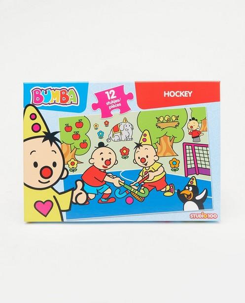 Puzzle Bumba:  hockey - 12 pièces - Bumba