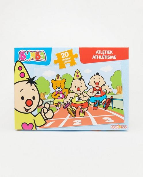 Puzzle Bumba:  athlétisme - 20 pièces - Bumba