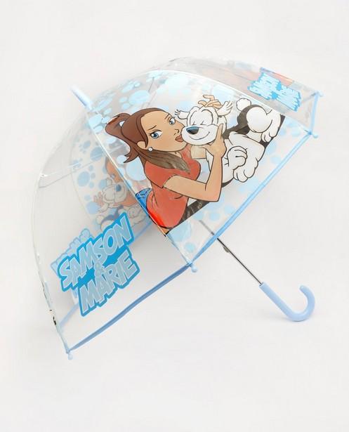 Samson en Marie-paraplu - met print - Samson