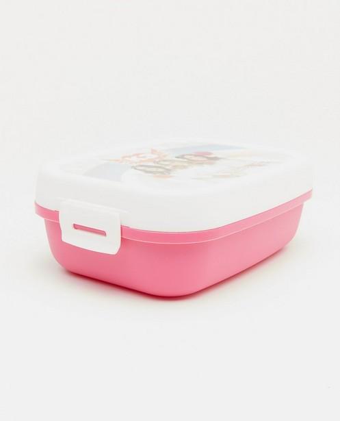 Gadgets - Boîte à tartines rose à imprimé K3