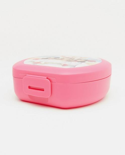 Gadgets - Roze koekendoosje met print K3