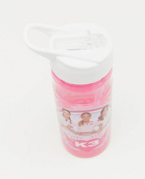 Gadgets - Gourde rose à imprimé K3 (500ml)