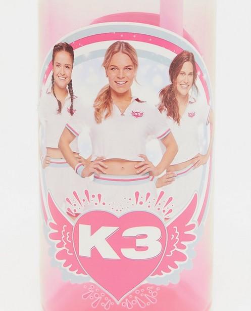 Gadgets - Roze drinkbus met print K3 (500ml)